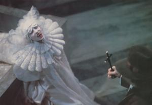 Dracula 1992 Francis Ford Coppola Vampire Film Postcard