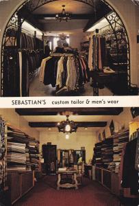 SEBASTIAN'S custom tailor& men's wear Store , SCARBORO , Ontario , Canada , PU-1