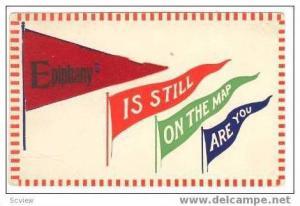 EPIPHANY pennet postcard, 00-10s