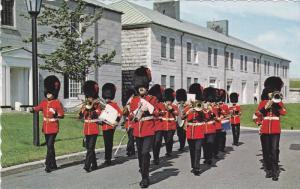 Royal 22e Regiment Band , La Citadelle , Quebec , Canada , 50-60s