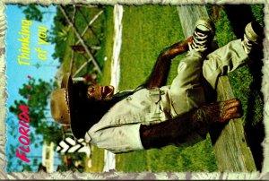 Florida Chimoanzee Relaxing Thinking Of You