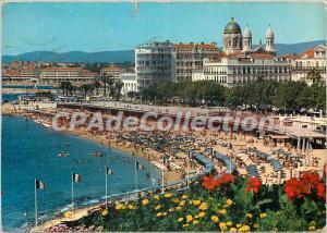 Modern Postcard The French Riviera Saint Raphael The Beach