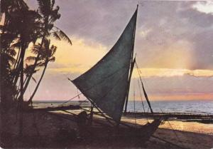 Sunset On The Beaches Of Malaysia, Asia, 1950-1970s