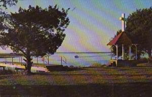 Georgia Saint Simons Island Worship Center And Dock 1982