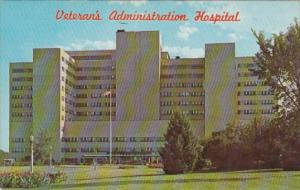 Nebraska Omaha Veteran's Administration Hospital