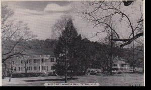 North Carolina Tryon Historic Mimosa Inn Dexter Press