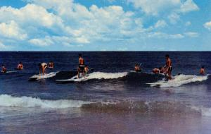 VA - Virginia Beach. Surfing