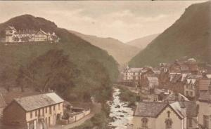 RP; The Lyn, Lynmouth, Devon, England, United Kingdom, 00-10s