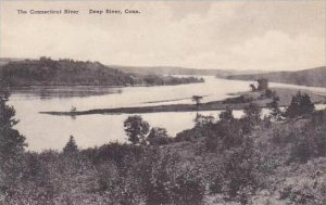 Connecticut Deep River The Connecticut River Albertype
