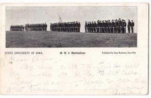 U of Iowa, S.U.I. Battalion