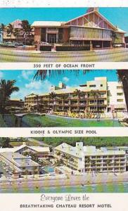 Florida Miami Everyone Loves The Breathtaking New Chateau Resort Motel With Pool