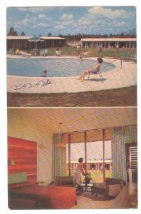 Motor Lodge & Restaurant, Southern Pines, North Carolina , 40-60s