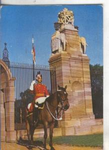 Postal 4872 : Presidents Bodyguard en India