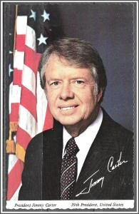 President Jimmy Carter Inaugurated 1977 - [MX-294]