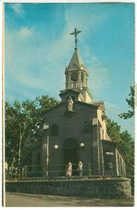 Canada, Montreal, Quebec, The first Chapel built by Brother Andre, 1980 used