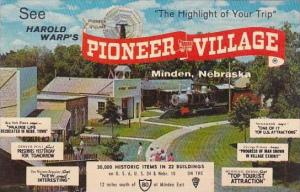 Nebraska Minden See Harold Warps Pioneer Village