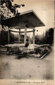 CPA Montpellier - Kiosque Bosc (255461)