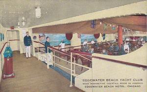 Illinois Chicago Edgewater Beach Yacht Club Edgewater Beach Hotel