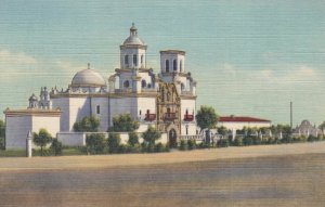 TUCSON , Arizona , 1930-40s ; Mission San Xavier Del Bac