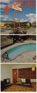 CACHE CREEK , B.C. , Canada , 50-70s ; Travelodge