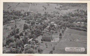 New York Richmondville Aerial Photo Dexter Press
