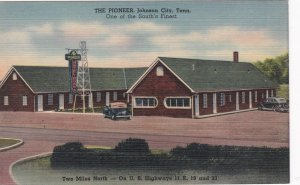 Tennessee Johnson City The Pioneer Hotel sk7253
