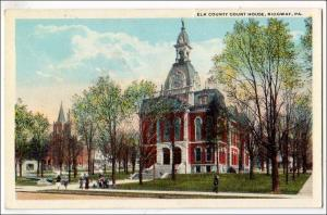 Elk Co Court House, Ridgway PA