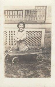 RP: Boy on a Wagon, 00-10s
