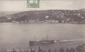 CONSTANTINOPLE ( Istanbul, Turkey )  Vue de Candilli, 00-10s