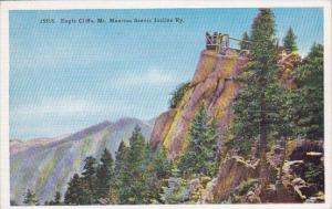 Mount Manitou Park Incline Railway Manitou Colorado