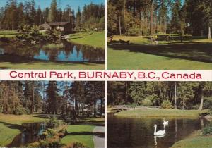 Canada British Columbia Burnaby Central Park Multi View