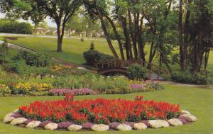 Scenic view,  Kildonan Park,  Winnipeg,  Manitoba,  Canada,  40-60s