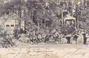 Belgium Spa La Source de Barissart 1904