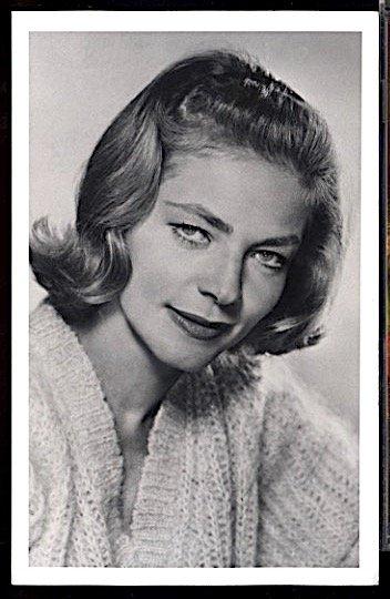 USA Movie Stars 1950's Lauren Bacall