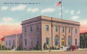 North Carolina Rocky Mount Post Office