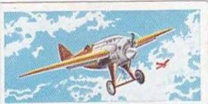 Lyons Tea Vintage Trade Card Wings Of Speed 1961 No 8 S I M B Bernard Ferbois...
