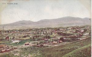 Aerial View Of POCATELLO, Idaho, PU-1913
