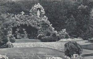 Michigan Orchard Lake Grotto SS Cyril &  Methodius Seminary