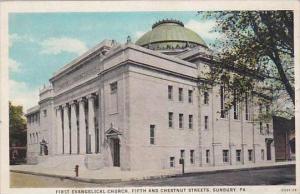 Pennsylvania Sunbury First Evangelical Church