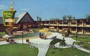 Holiday Inn Montreal Canada 1962