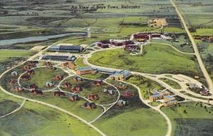 Air View Of Boys town Nebraska
