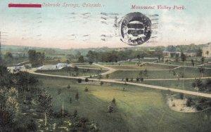 COLORADO SPRINGS , 1908 ; Monument Valley Park