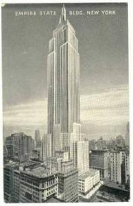Empire State Bldg, New York, 00-10s