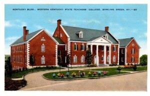 Kentucky   Bowling Green Western KY Teachers College