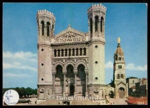 Lyon - Basilique Notre-Dame de Fourviere