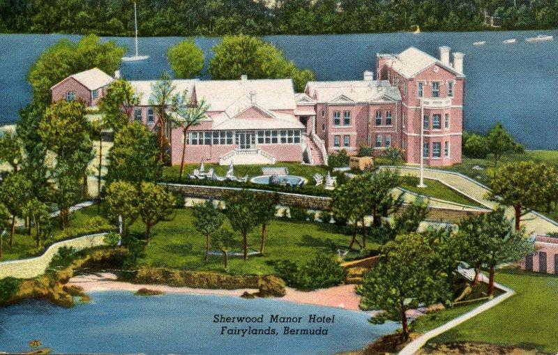 Bermuda - Fairylands. Sherwood Manor Hotel