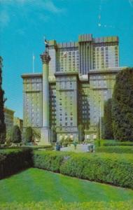 California San Francisco Hotel St Francis Union Square 1973