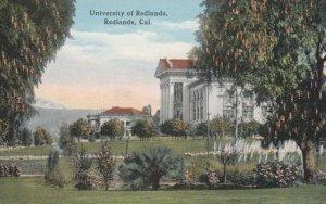 REDLANDS , California , 1900-10s ; University of Redlands