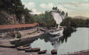 SCOTLAND, 1900-1910'S; Loch Katrine, East End