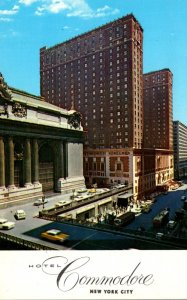 New York City Hotel Commodore